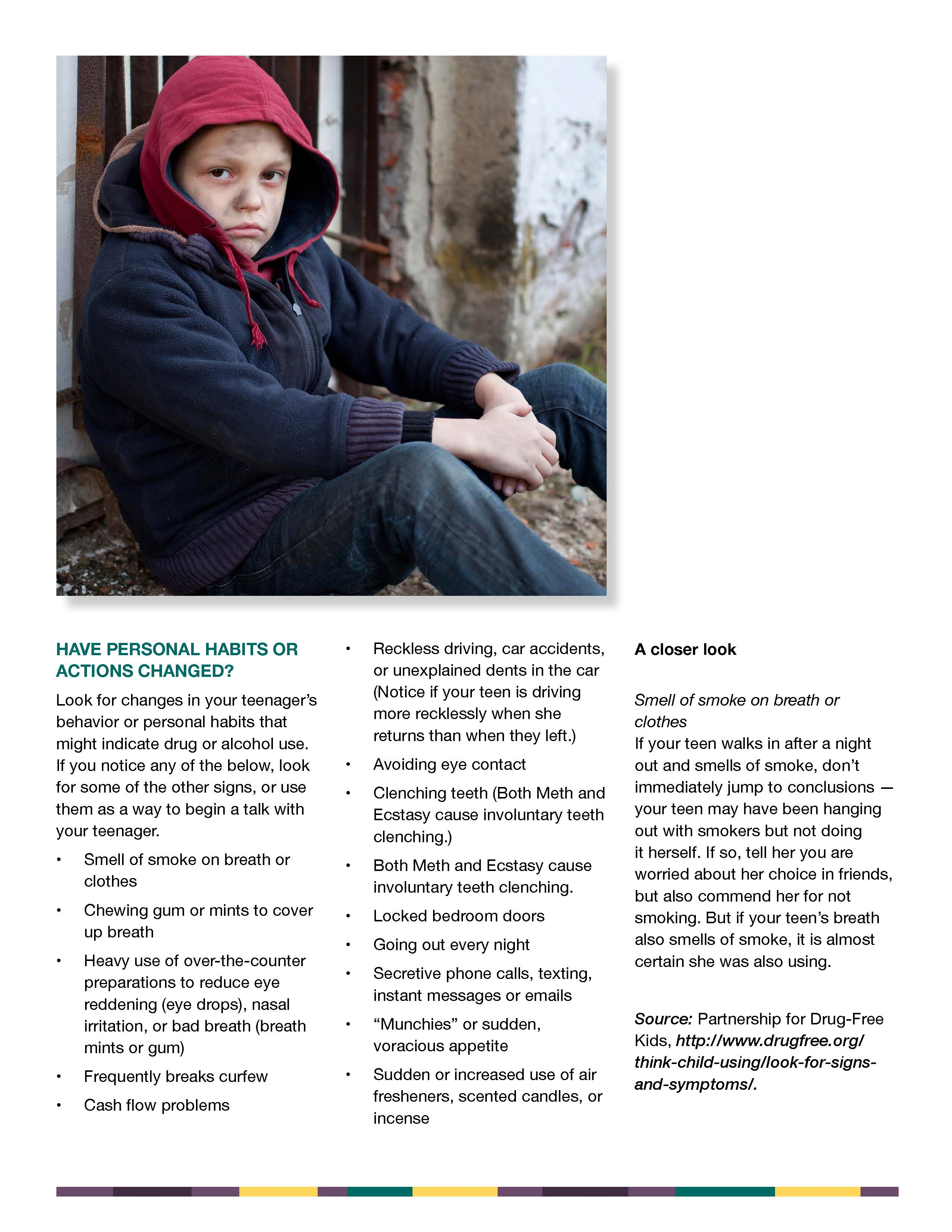 newsletter page