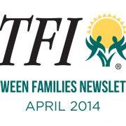 Newsletter image for April 2014