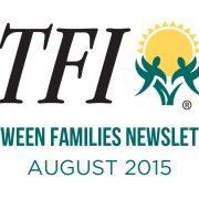 Newsletter image for August 2015