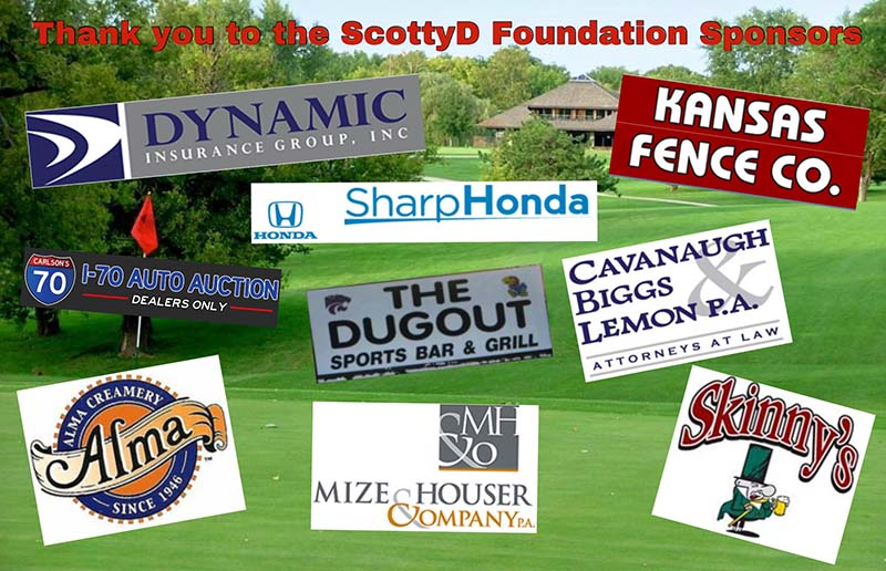 Golf Tournament to Support The Scotty D  Memorial Foundation - TFI