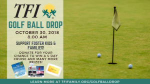 Annual Golf Ball Drop
