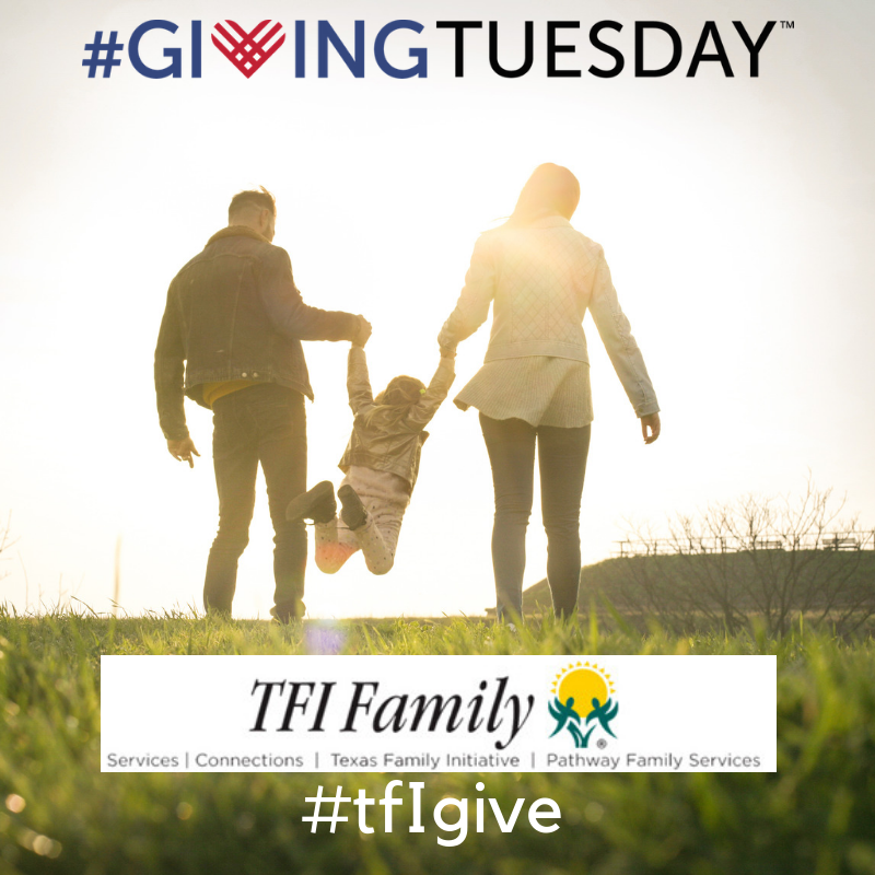 Between Families – Giving Tuesday