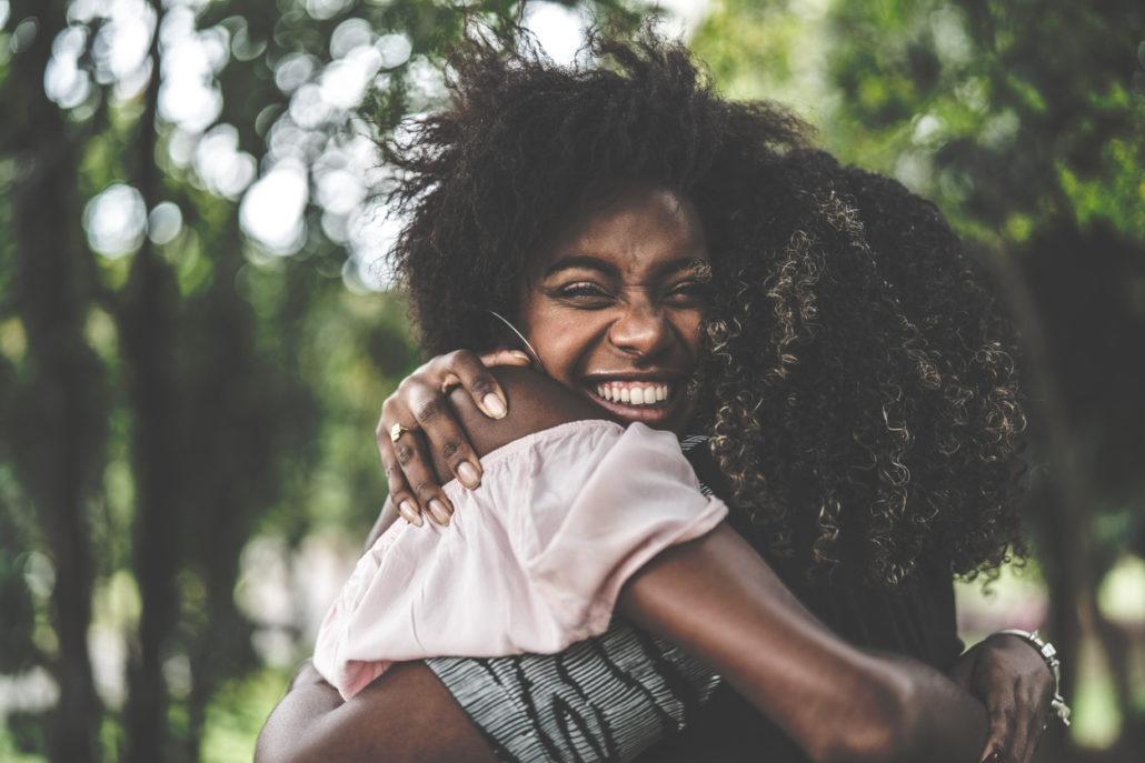Reunification between teen and mother