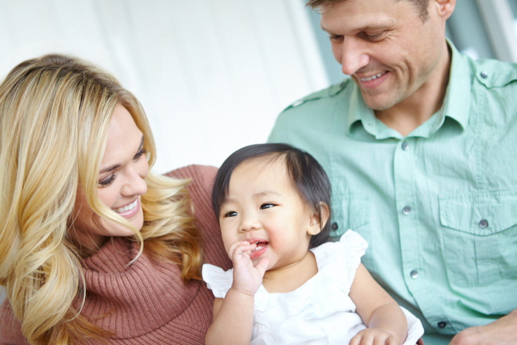adoption or foster care