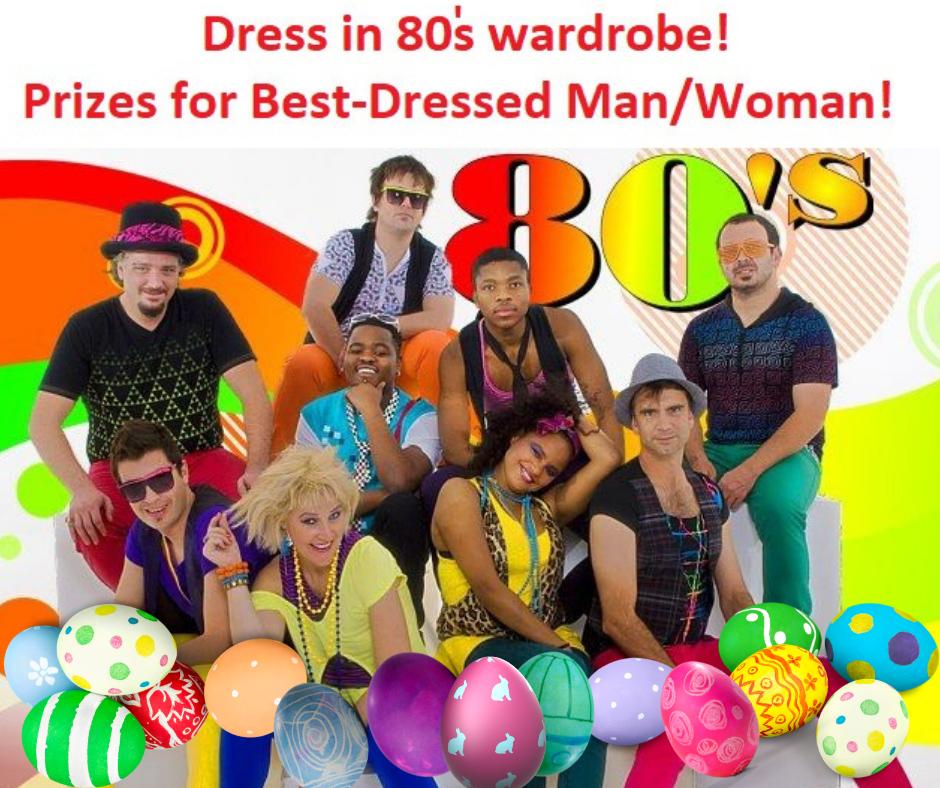 80s contest