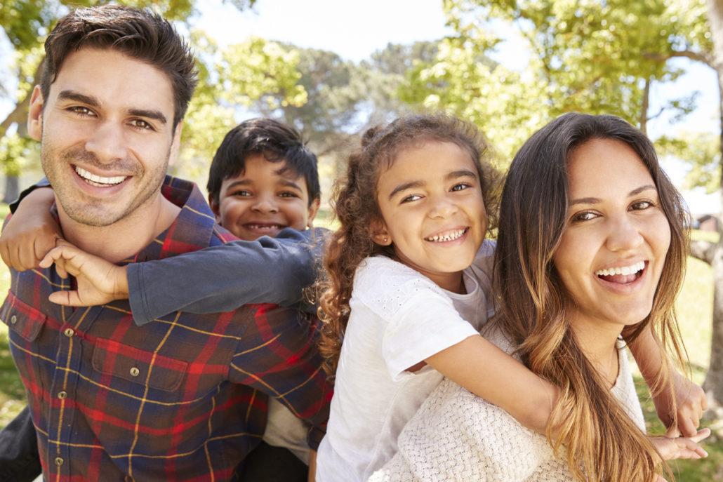 foster families help children