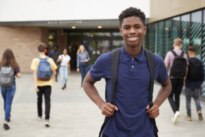 foster care youth in high school