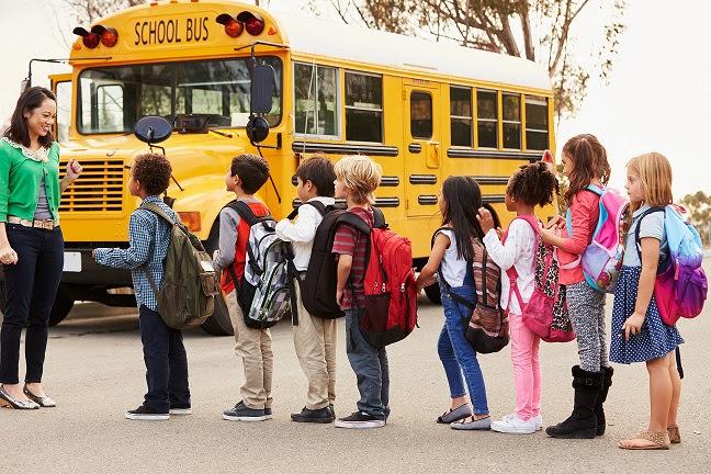 Between Families - August 2019 Back to School