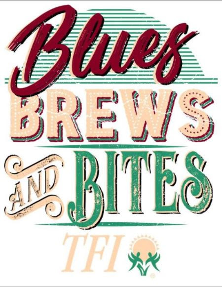 Blues, Brews, and Bites