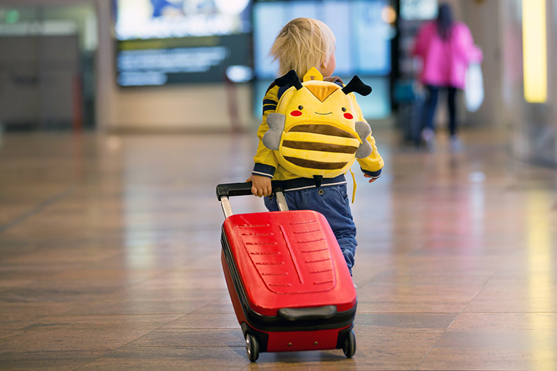 Traveling with Children in Foster Care