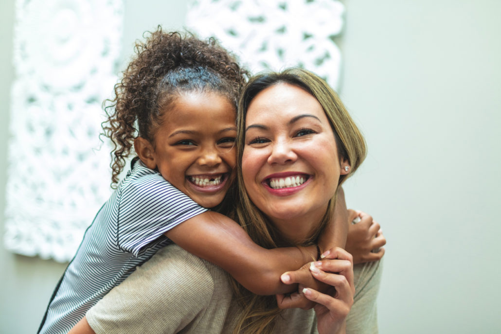 there are benefits to foster care for the child and parent