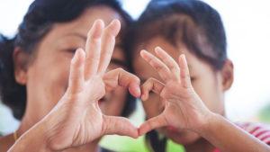 Showing Birth Parents Love on Valentine's Day