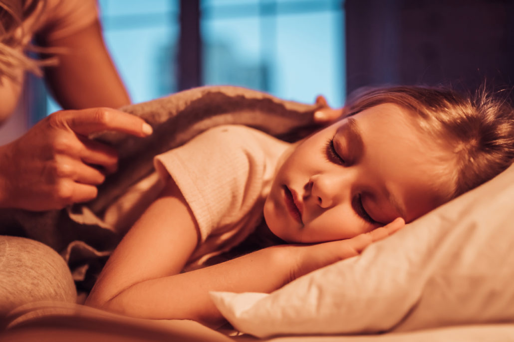 Helping Your New Foster Child To Sleep Well