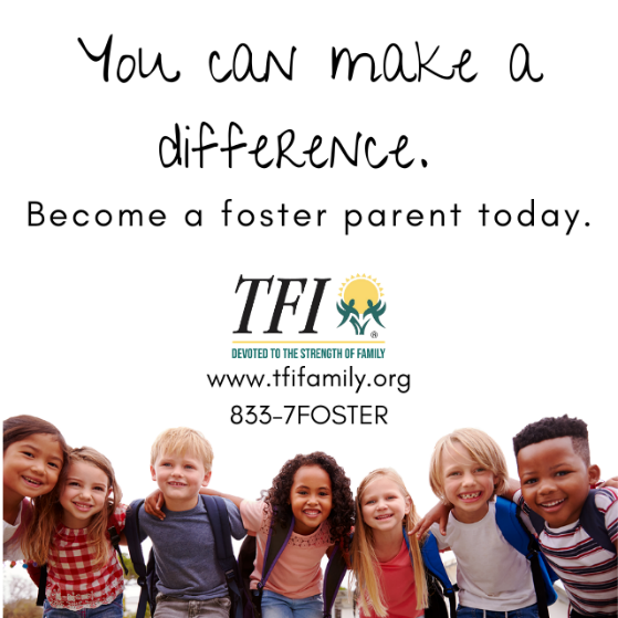 TFI is a leading child welfare agency
