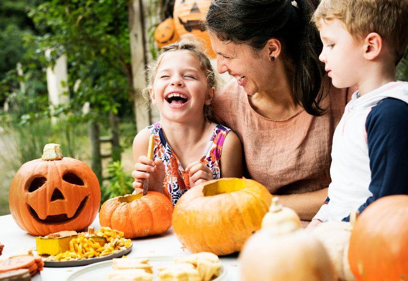 halloween familyu