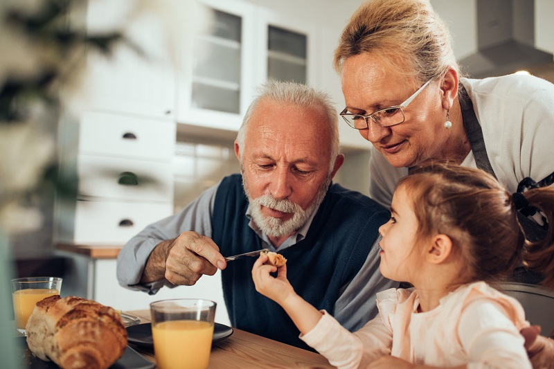 Why Grandparents Make Great Foster Parents